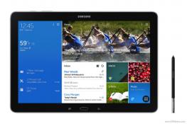 Samsung ra mắt dòng Galaxy Note Pro và Galaxy Tab Pro mới