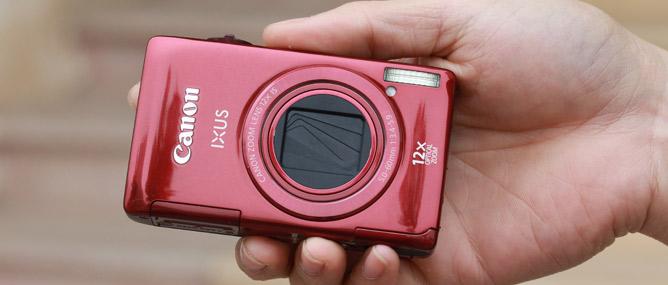 Đánh giá máy ảnh Canon IXUS 1100 HS