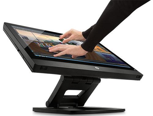 HP ra mắt Z1 G2, máy tính trạm với màn hình cảm ứng 27-inch