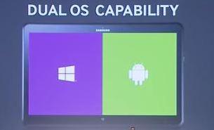 Intel công bố Dual OS, chạy song song Android và Windows