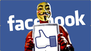 Anonymous chối trách nhiệm dọa đánh sập Facebook