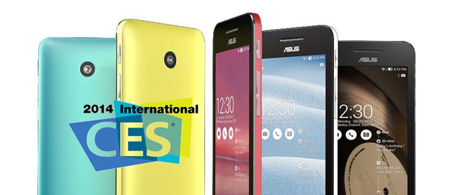 Smartphone giá rẻ và smartphone Tàu thống trị CES 2014