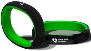 Razer ra mắt vòng đeo tay thông minh Nabu có 2 màn hình OLED