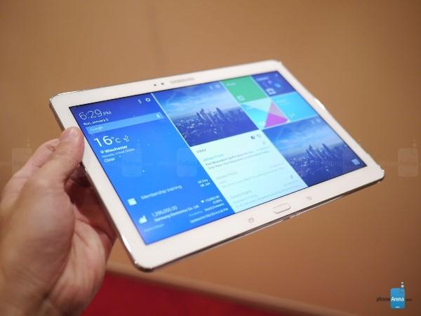 Trên tay tablet Samsung Galaxy TabPRO 10.1