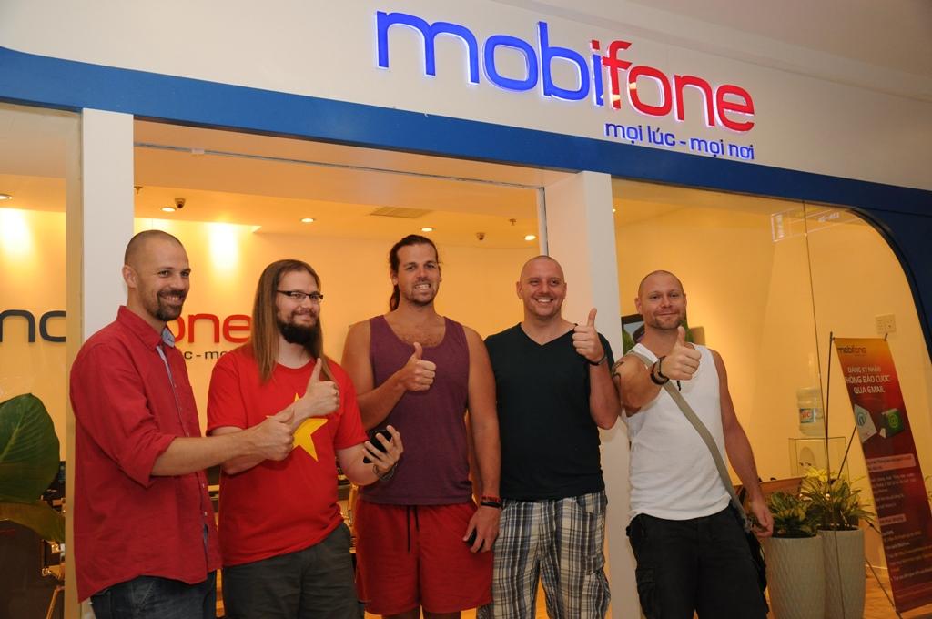 MobiFone ra gói cước Happy Tourist dành cho khách du lịch