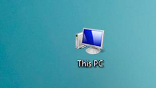 Hiện biểu tượng My Computer trên Windows 8/8.1