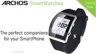 Archos trình làng bộ ba smartwatch mới, giá từ 1,1 triệu đồng