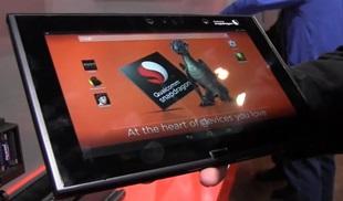 Trên tay tablet Qualcomm dùng SoC 64-bit Snapdragon 805