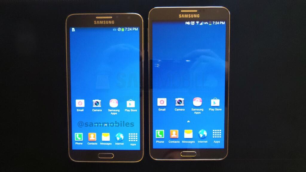 Rò rỉ Galaxy Note 3 Neo, smartphone đầu tiên chạy chip 6 lõi