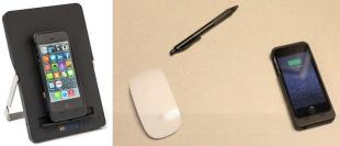 iPhone 5, iPhone 5s có thể sạc qua cả mặt bàn