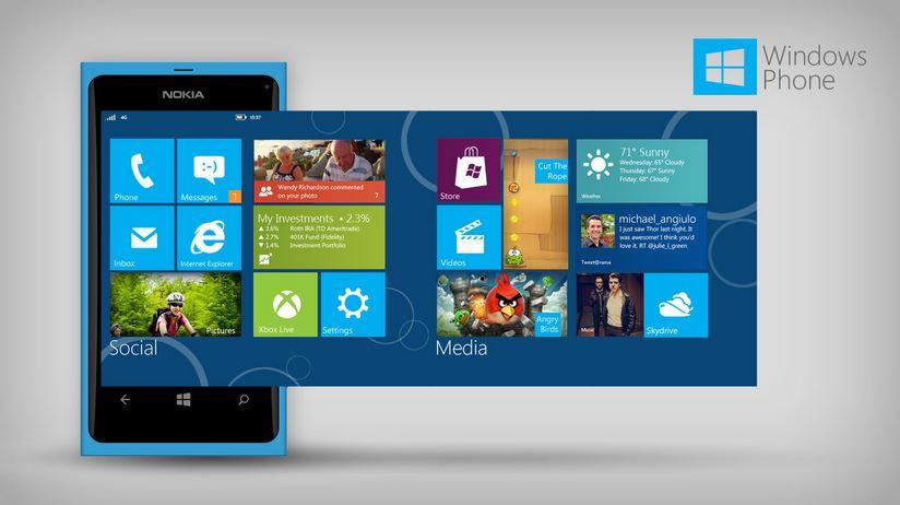 Windows Phone đứng thứ hai ở Việt Nam, bán chạy hơn iPhone