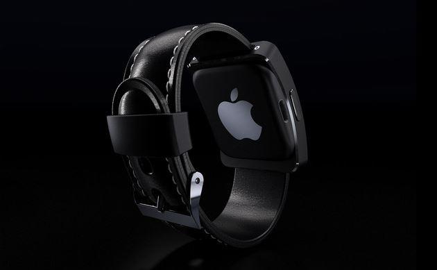 """Chiêm ngưỡng concept Apple iWatch """"S"""" và """"C"""" đẹp tựa iPhone"""