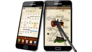 1 triệu chiếc Galaxy Note đã được đưa ra thị trường