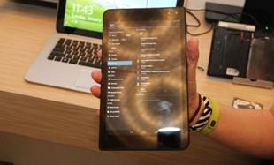 """Seagate gây bất ngờ với tablet bộ nhớ """"khủng"""" 500 GB"""