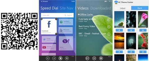 Làm quen với 3 trình duyệt thú vị dành cho Windows Phone