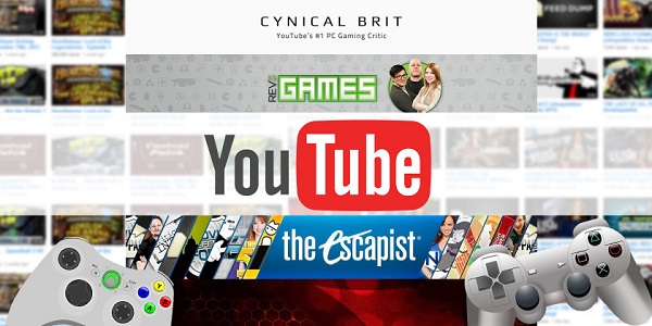 5 kênh video YouTube hấp dẫn dành cho game thủ