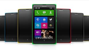 Nokia Normandy có 6 màu, chạy Android 4.4.1 KitKat