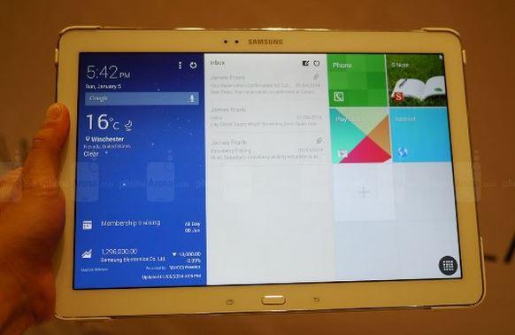 Samsung Galaxy NotePRO sản xuất tại Việt Nam, giá sẽ mềm?
