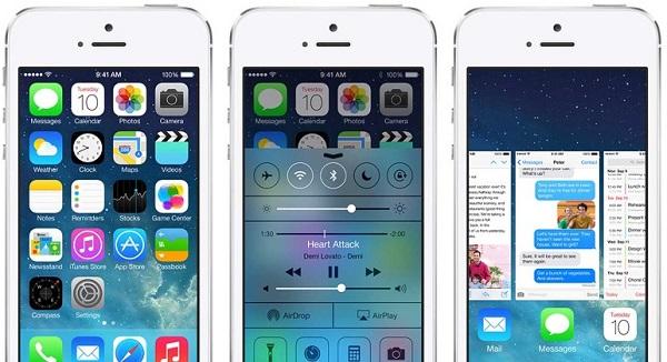 Cần làm gì khi mới dùng iPhone/iPad?