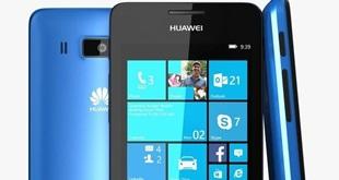 Huawei sẽ quay lại với Windows Phone 8 bằng Ascend W3