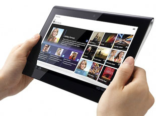 Sony Tablet S giảm giá 100 USD