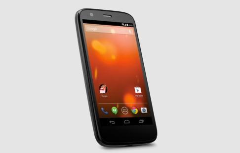 Moto G Google Play Edition ra mắt tại Mỹ, giá không đổi