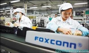 Foxconn đạt doanh thu kỷ lục trong tháng 12