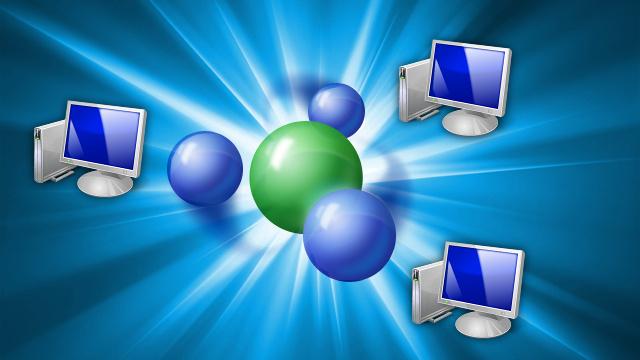 Chia sẻ dữ liệu an toàn giữa các máy laptop