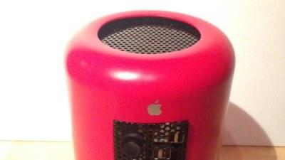 Độ case máy tính theo phong cách Mac Pro