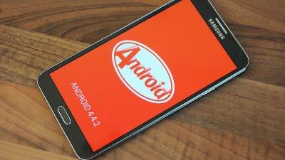 Android KitKat trên Galaxy S4, Galaxy Note 3 sẽ như thế nào?