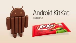 Lịch lên đời Android 4.4 KitKat của các hãng