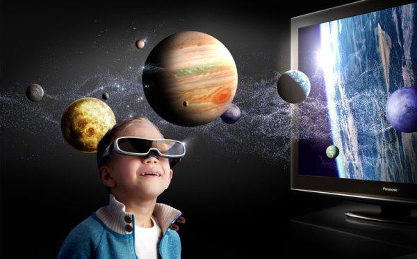 Tất cả những điều cần biết về TV 3D TV