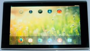 Ảnh, thông số kỹ thuật của tablet đầu tiên chạy Firefox OS