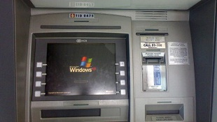 95% máy ATM vẫn chạy Windows XP: Hiểm hoạ khôn lường