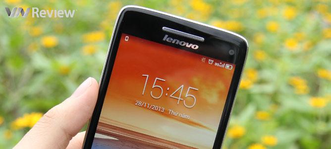 Tặng bạn đọc điện thoại Lenovo Vibe X