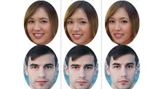 Thuật toán giúp khuôn mặt dễ nhớ hơn