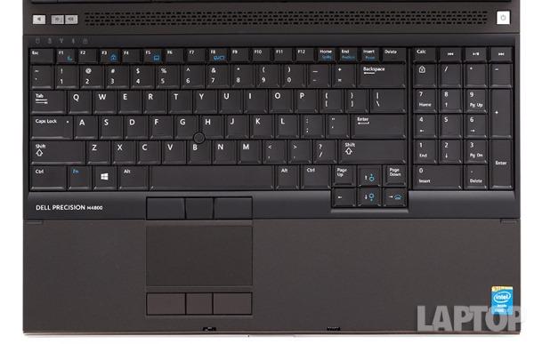Đánh giá nhanh laptop Dell Precision M4800 - VnReview - Đánh giá