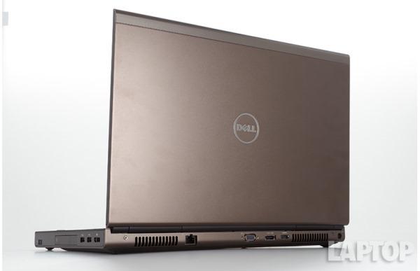 Đánh giá nhanh laptop Dell Precision M4800