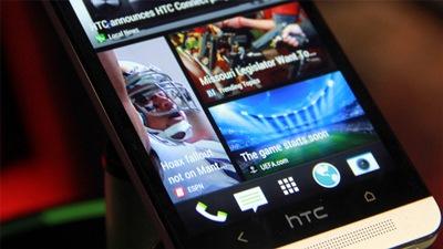 """HTC M8 """"chỉ"""" có màn hình Full HD"""