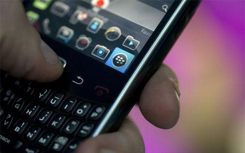 Sự trở lại ngoạn mục của BlackBerry đầu năm 2014