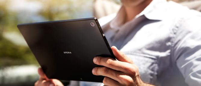 Điểm danh những tablet mỏng nhất thế giới