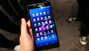 Sony Xperia Z Ultra phiên bản Wi-Fi trình làng, giá 11 triệu đồng