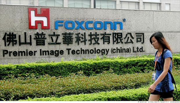 Nhập nhèm linh kiện iPhone, quản lý cao cấp Foxconn bị bắt