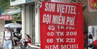 Cắt ngay 114.300 thuê bao trả trước Viettel
