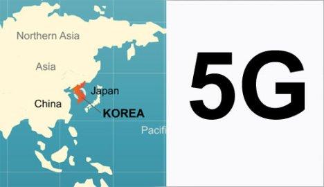 Hàn Quốc chi tới 1,5 tỉ USD để chuyển lên mạng 5G