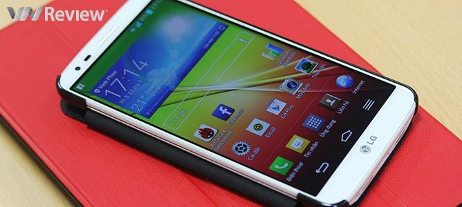 Đánh giá điện thoại LG G2