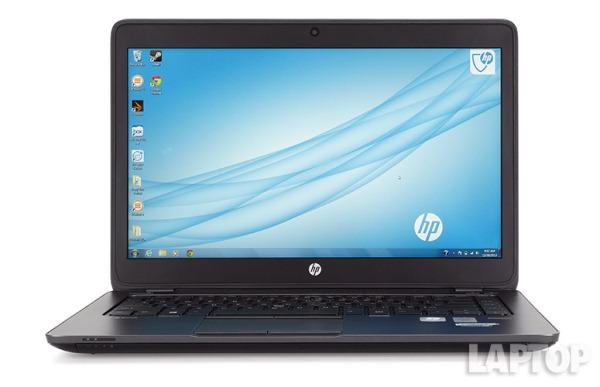 Đánh giá nhanh laptop HP ZBook 14