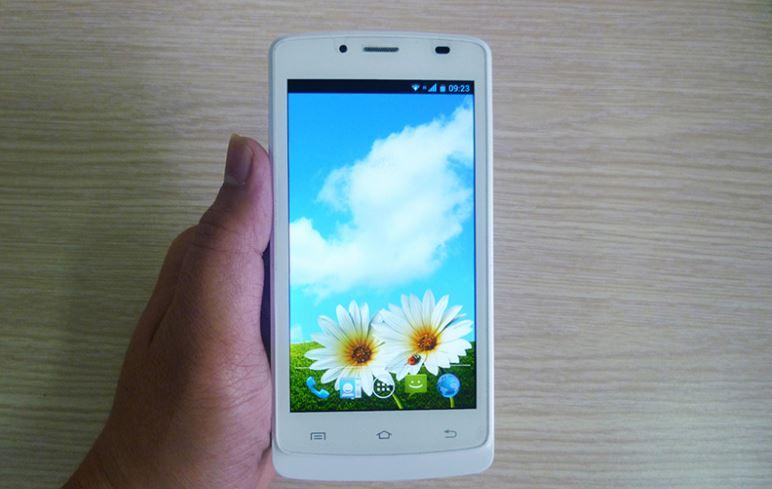 Bavapen sắp ra mắt B518 với màn hình 5 inch, chạy Android 4.2