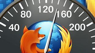 Tuyệt chiêu giúp Firefox chạy nhanh như gió