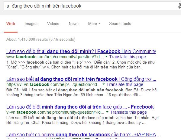 """Bạn có thể thực sự biết """"Ai đã ghé thăm Facebook của bạn"""" hay"""